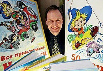 écrivain pour enfants Igor Nosov