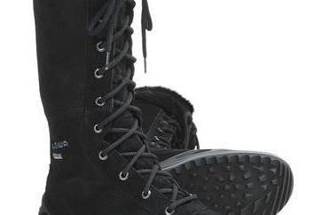 Gorteks – zapatos en la membrana: descripción, comentarios