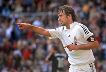 Raul Gonzalez, spanischer Fußballspieler: Biografie, Ratings, Statistiken, Spielerprofil