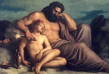 """""""Prometheus"""": una sintesi dei principali eventi, rivisitazione. La leggenda di Prometeo: sintesi"""