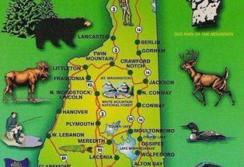 New Hampshire: descrição, economia, população, fotos