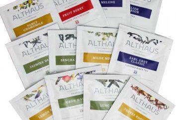 Althaus – Herbata dla koneserów