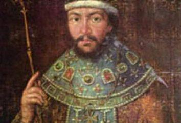 Simeon Bekbulatovich: biografia, anni di vita, foto, data del regno, riforme