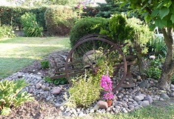 Originalartikel für den Garten mit seinen eigenen Händen