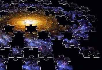 La forma, la struttura e dimensioni dell'universo