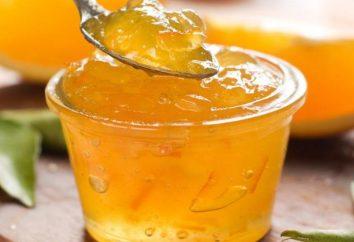 Lemon jam: ingredientes, receita