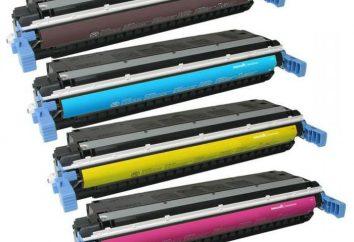 Jak napełnić pojemnik dla drukarek HP na własną rękę