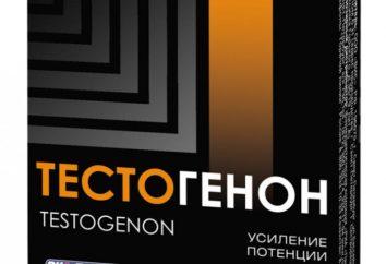 """""""Testogenon"""": comentários, análogos, instruções, preço e os resultados de (fotos)"""