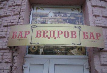 """Bar """"wiadra"""", adres Wołgograd, operacja menu, recenzje"""