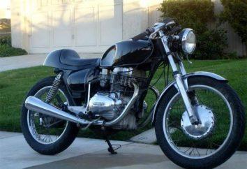 Honda CB 400: especificaciones, comentarios, precio