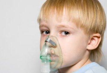 L'asma bronchiale in un bambino: un'informazione descrizione