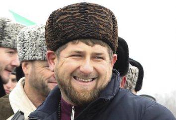 Ramzan Kadyrov. Biographie de la tête de la République tchétchène