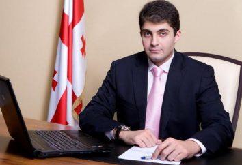 David Sakvarelidze – avvocato georgiano che sogna di cambiare l'Ucraina