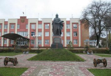 Stadt Kondrovo Region Kaluga: Beschreibung, Sehenswürdigkeiten, Fotos