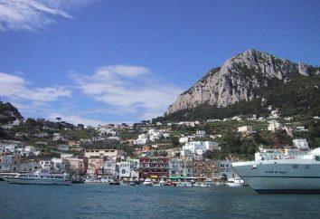 """Capri Insel für die """"Dolce Vita"""""""