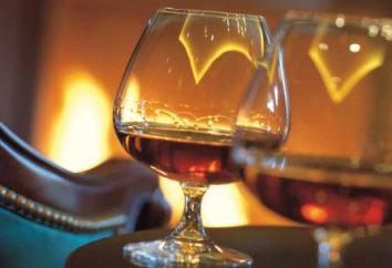 Klassifizierung von Cognac. Klassifizierung von Russisch und Französisch Cognacs