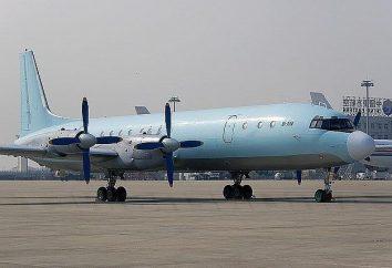 Samoloty dla transportu pasażerskiego Ił-18