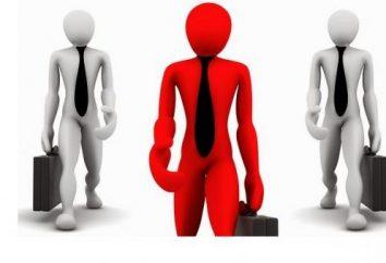 Unternehmen – ist … Die Aktivitäten des Unternehmens. Handelsbetrieb