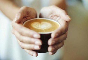 Avec une pression accrue vous pouvez boire du café? Quelle quantité de caféine dans le café est