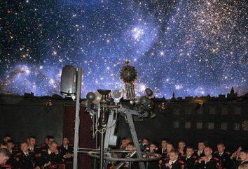 Wołgograd Planetarium: opis, godziny pracy, kontakty