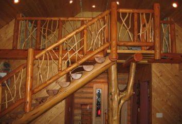 Drewniana balustrada – idealne rozwiązanie dla domu