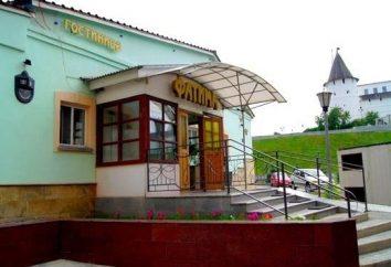 """Hôtel """"Fatima"""" (Kazan): avis avec photos"""