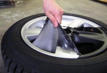 Ciekły kauczuk: malowanie samochodu (opinie)