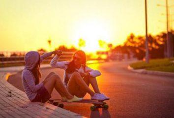 Stan znaczeniem o przyjaźni jako sposób mówić o sobie i zrozumieć uczucia jego właściciela