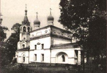 Rosyjski świątyń: świątynia Matki Boskiej w Bratsevo