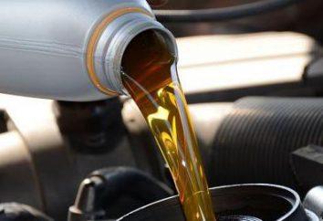 Klasyfikacja i rodzaje oleju silnikowego