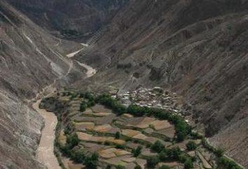 Chu dolina. nieznany step