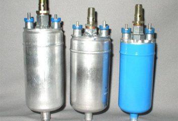 Pompe à essence 2109: comment l'injecteur. Remplacement et inspection