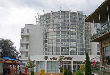 Hôtel Korona 3 * (Sunny Beach, Bulgarie) photos et commentaires