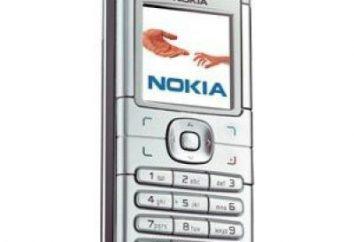 Telefon komórkowy Nokia 6030