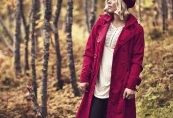 Że w co się ubrać na jesieni. Szafa na zimne pory roku