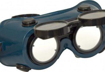 Tipos de puntos de soldadura. gafas de soldador camaleón – el último recurso