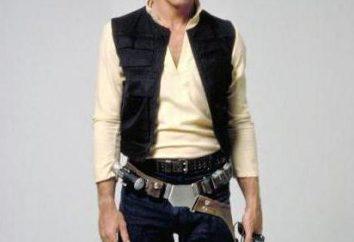 Harrison Ford – słynny aktor Hollywood. Han Solo grany przez Harrisona Forda i Alden Eyrenrayka. Syn Han Solo (aktor Adam Driver).