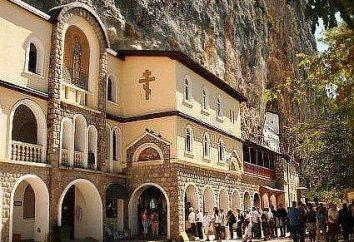 Kloster Ostrog in Montenegro: Wie man dorthin?