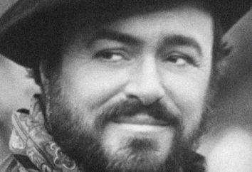 Znakomity tenor Luciano Pavarotti: A Biography, kreatywność