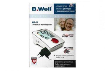 Tonometer B Bem: descrição, características e respostas dos especialistas