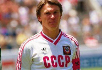 Biografía de Oleg Blokhin, sus logros deportivos