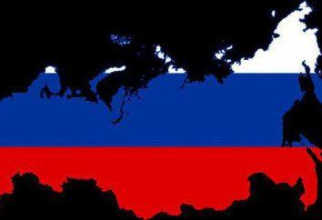 Russie – un Etat souverain. Les gains et les pertes de la Fédération de Russie. L'histoire de la Russie en tant qu'Etat souverain