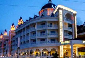 Dream World Aqua Hotel 5 * Resort & Spa Turchia: una visione d'insieme, la descrizione e le recensioni