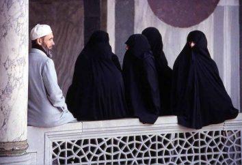 La poligamia nell'Islam: le condizioni, le regole. Perché la poligamia consentito nell'Islam?