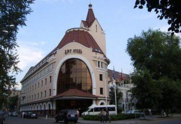 """""""Art Hotel"""" (Voronezh): clasificación, localización, comentarios, fotos"""