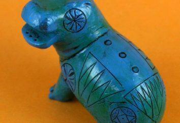 Maiolica – che cosa è questo? Ciò che è diverso dal vasellame di porcellana?