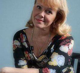Elena Odintsova jest rosyjską aktorką teatralną