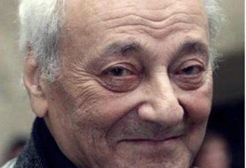 Writer Vladimir Kunin: biografia, la vita personale, le foto