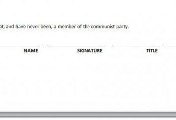 """Come fare una linea in """"Parola"""" per la firma: alcuni semplici modi"""