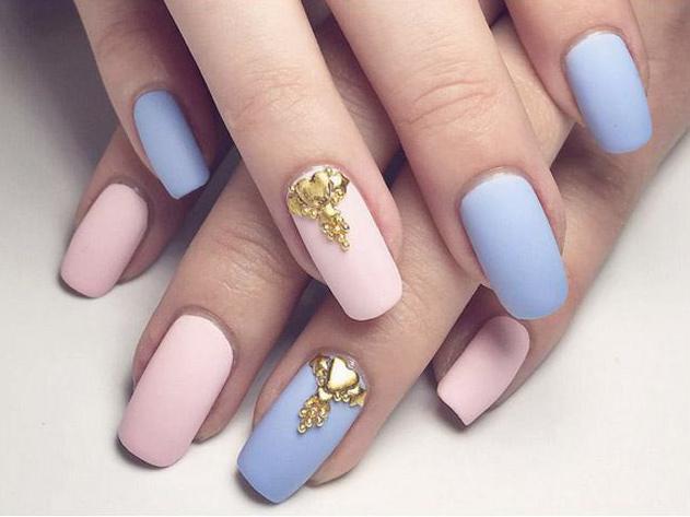 bleus aux doigts